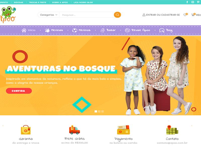 Apoo Kids – Moda Infantil