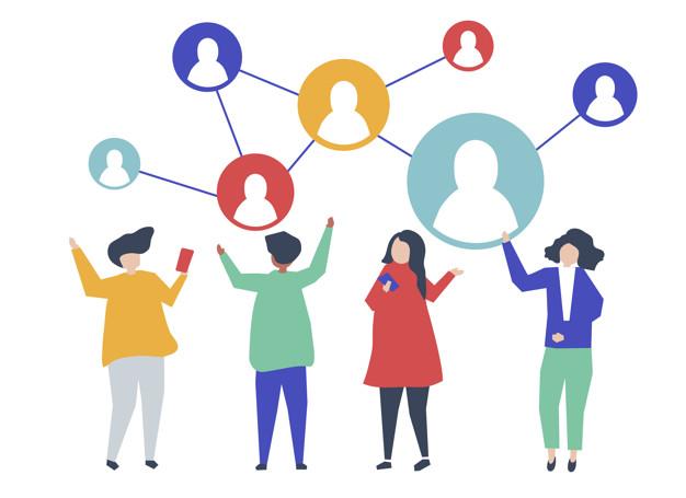 a maior rede social do mundo